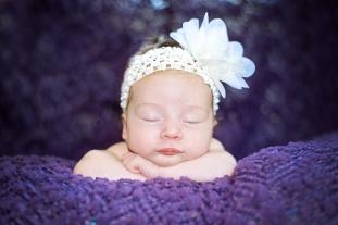 Olesya Sleeping...