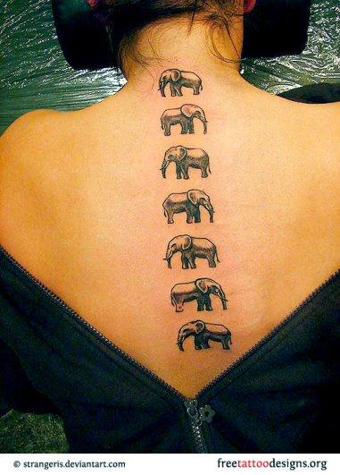 Elephants are Good Luck!