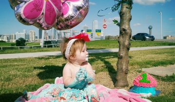 Olesya's Turn One!