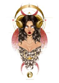 Aries ♈ by tarot.com